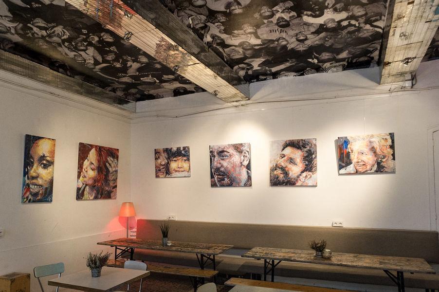 Taverne Gutenberg Espace café-galerie