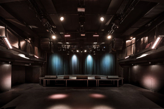 Flow Salle de spectacle