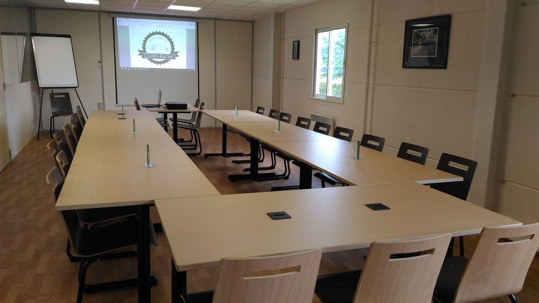 Oldies Racing Salle de réunion