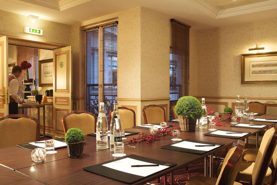 Hôtel Paris Marriott Champs-Elysées ***** 3