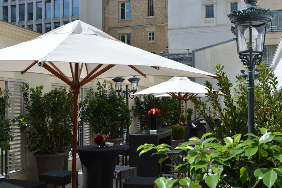 Hôtel Paris Marriott Champs-Elysées ***** 4