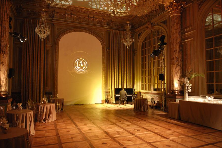 Académie Diplomatique Internationale Salle de réception