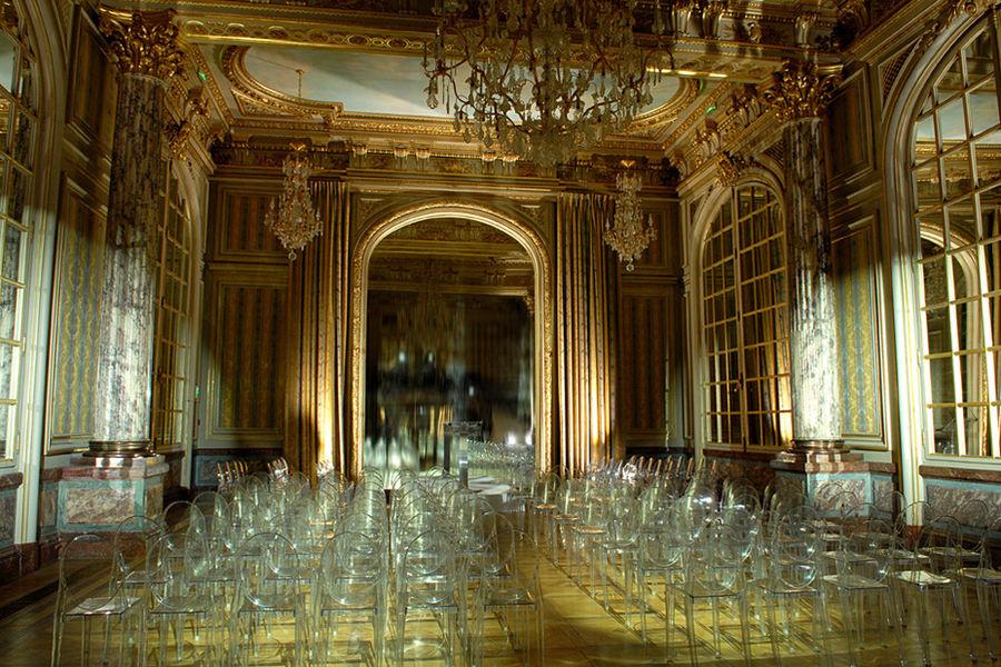 Académie Diplomatique Internationale Salle de reception