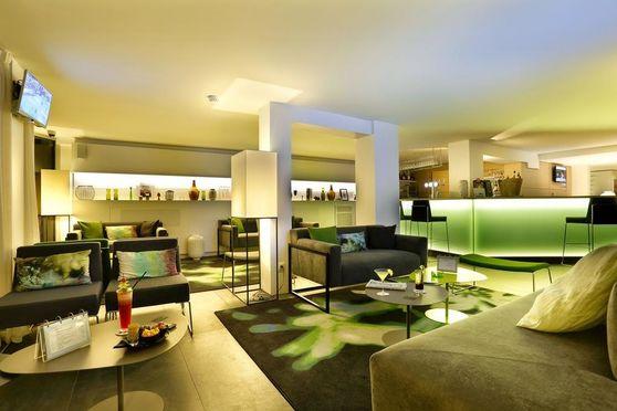 Salle séminaire  - Best Western Hôtel Du Parc Chantilly****