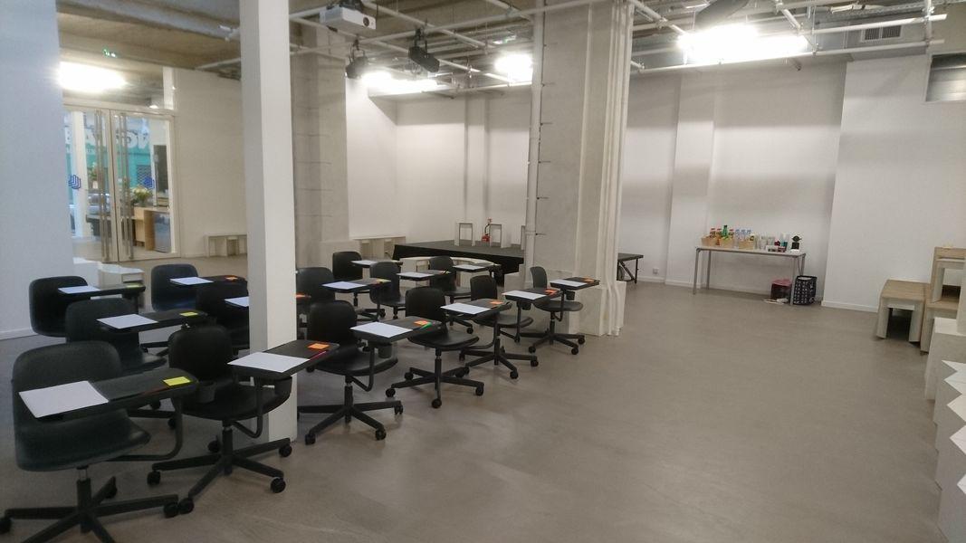Liberté Living Lab Agora