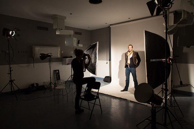Grands Voisins Studio Photo