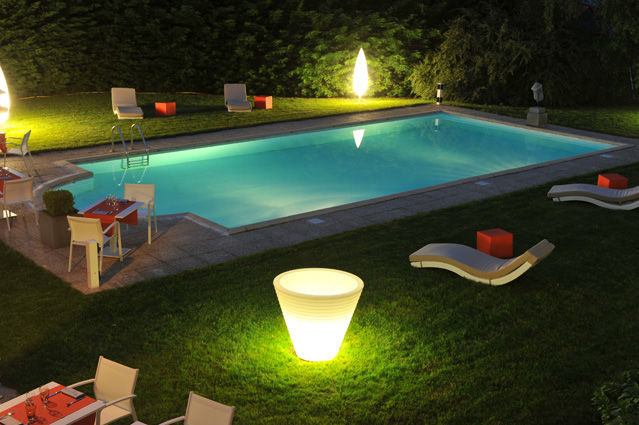 Best Western Longchamp **** Piscine