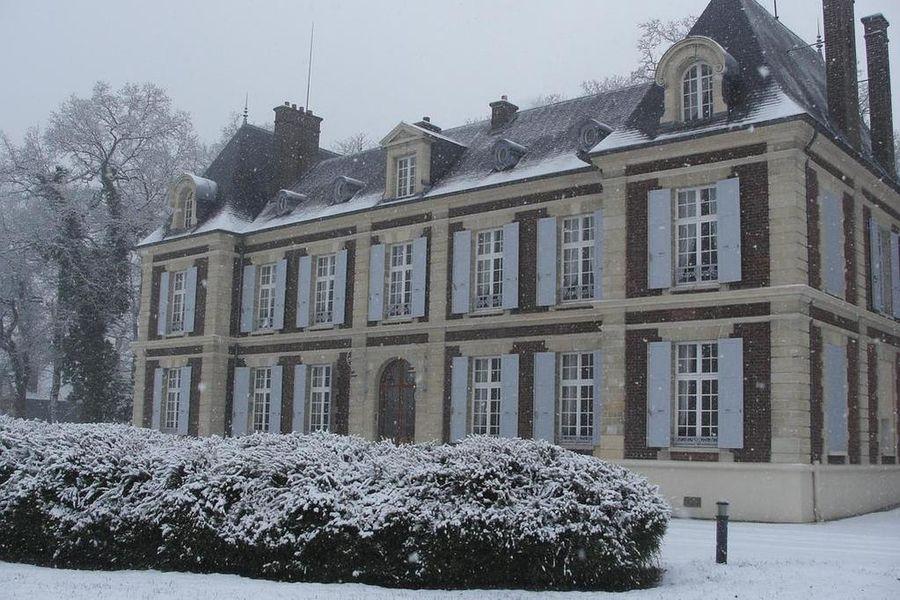 Château de l'Hermitage  9