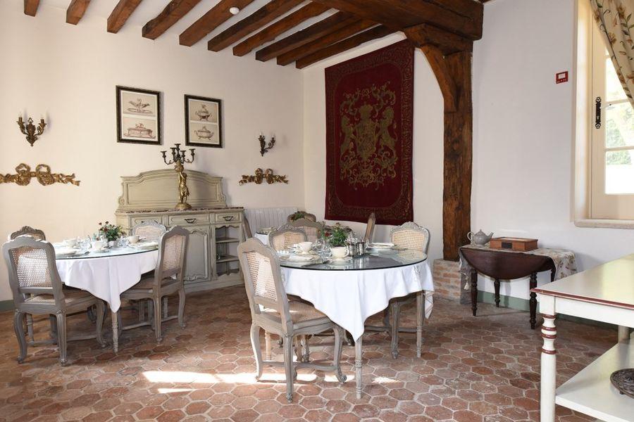 Château de Maudetour **** Salon