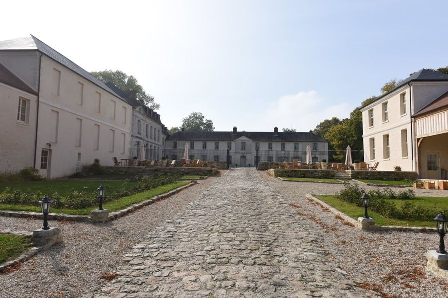 Château de Maudetour **** Extérieur