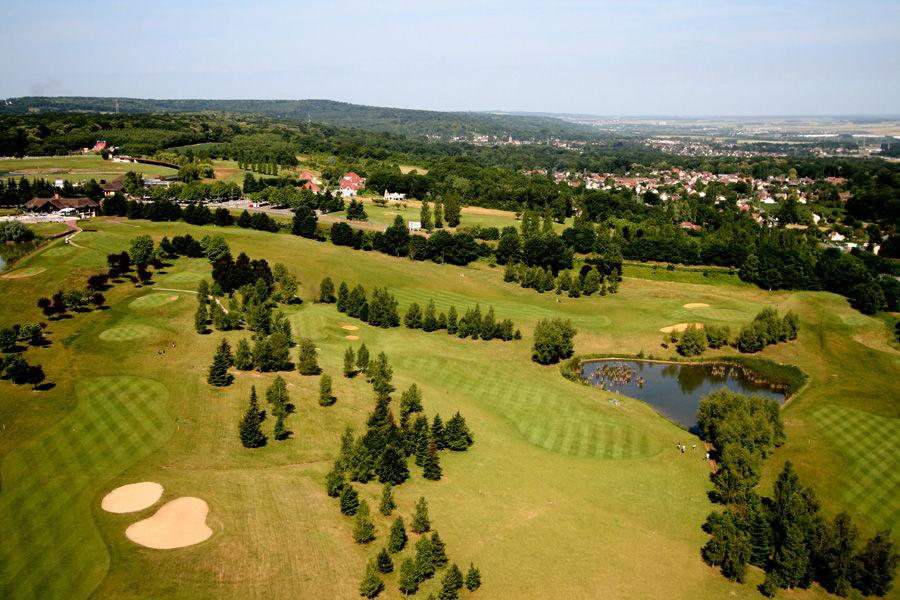 Golf Hôtel de Mont Griffon *** 13