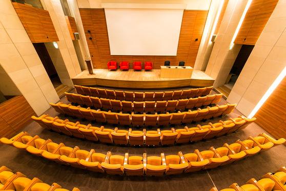 Salle séminaire  - Auditorium Paris Centre Marceau