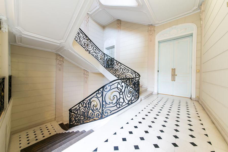 Auditorium Paris Centre Marceau Escalier