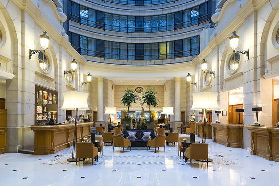 Salle séminaire  -  Paris Marriott Champs-Elysées Hôtel *****