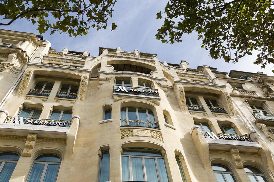 Hôtel Paris Marriott Champs-Elysées ***** 13