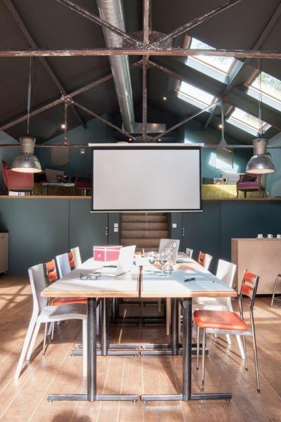 Loft Atelier Bayard Salle de séminaire