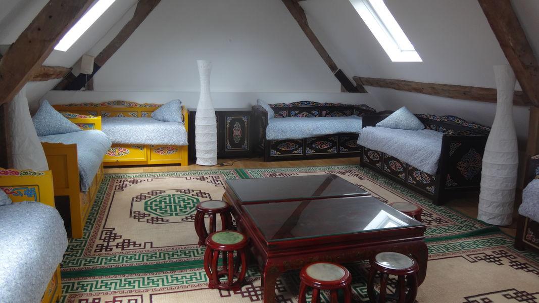 Nomade Lodge Yourte