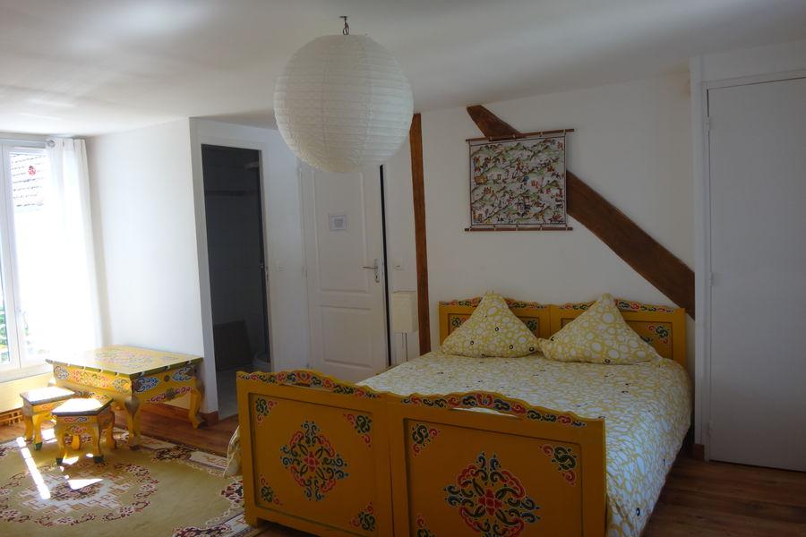 Nomade Lodge Chambre