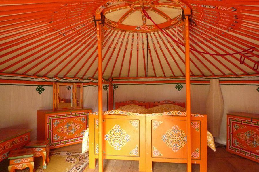 Nomade Lodge La Grande Yourte