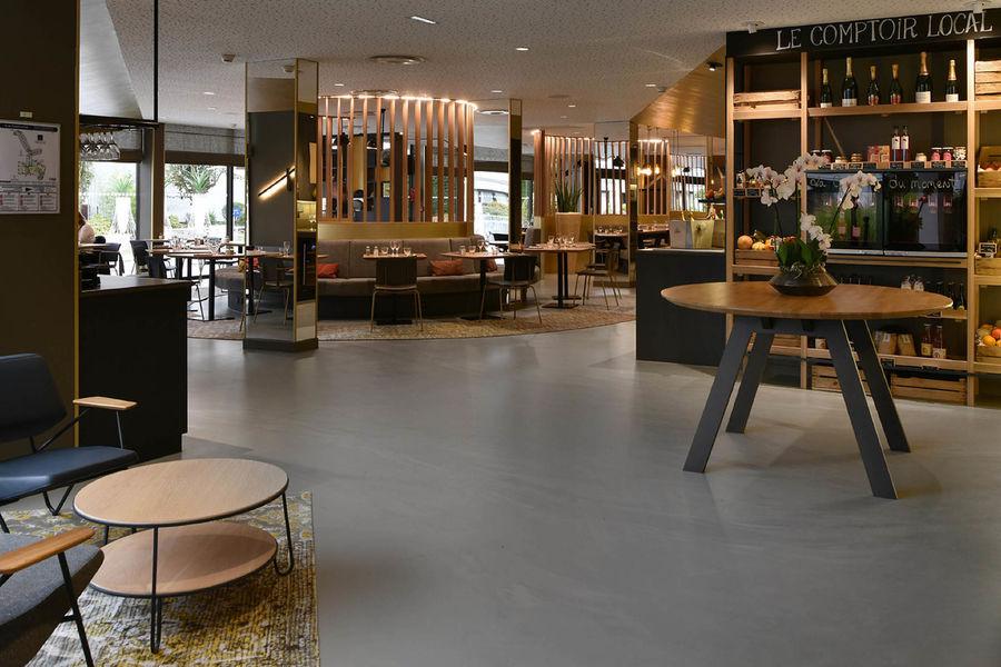 Hôtel Novotel Marne-la-Vallée Collégien **** 14