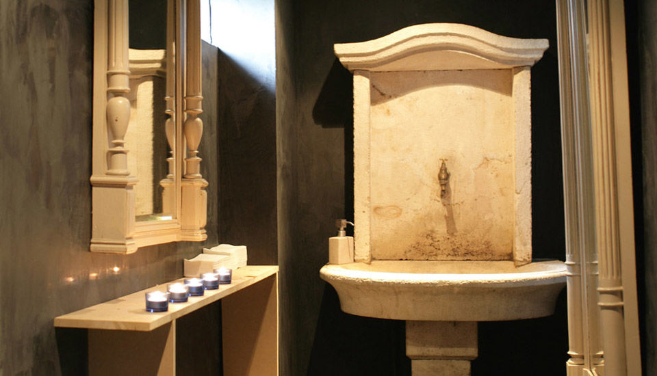 Comptoir Saint Cyr Salle de bain