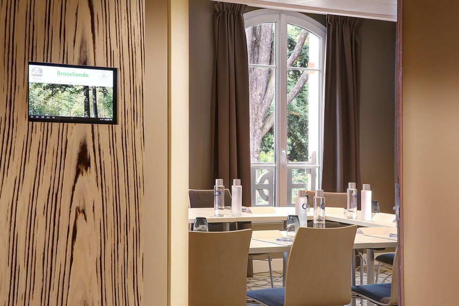 Hôtel Best Western Paris Meudon Ermitage **** 39