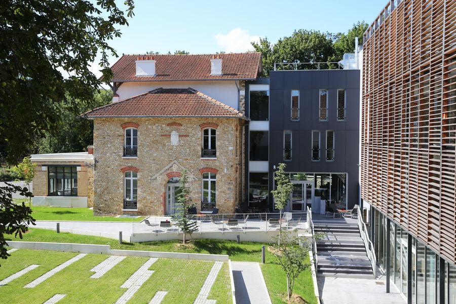 Hôtel Best Western Paris Meudon Ermitage **** 60