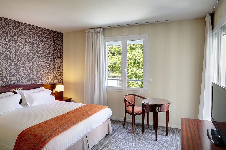 Hôtel Best Western Paris Meudon Ermitage **** 61