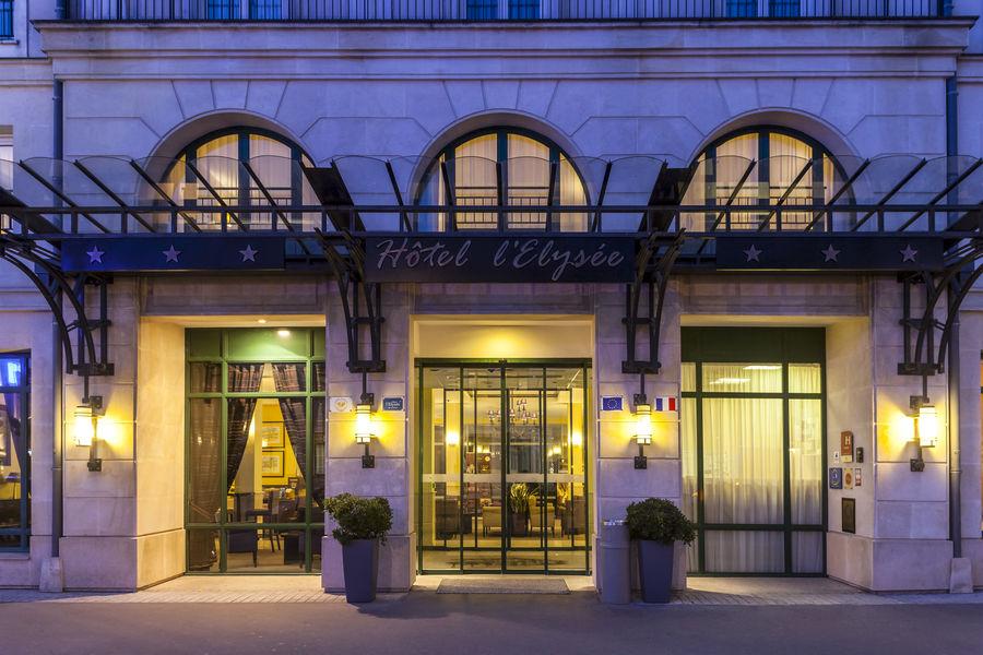 Hôtel l'Élysée Val d'Europe *** 5