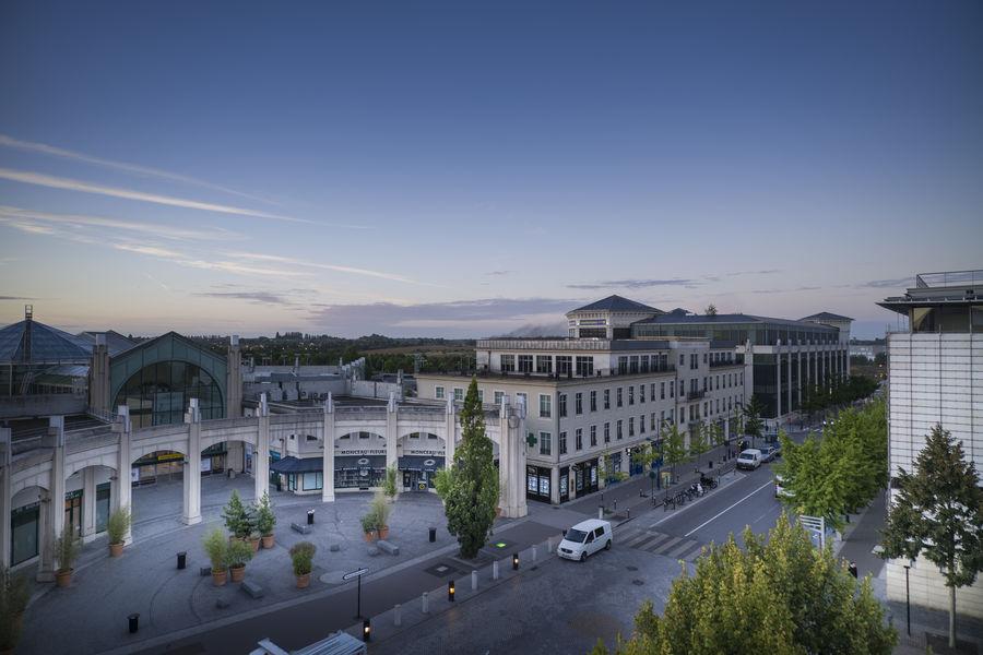 Hôtel l'Élysée Val d'Europe *** 6