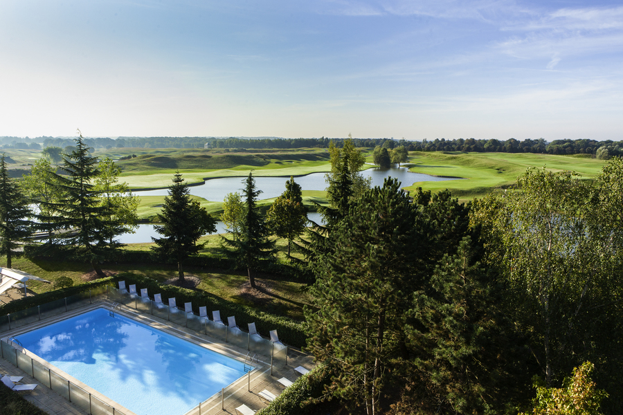 Hôtel Novotel Saint Quentin Golf National **** 7