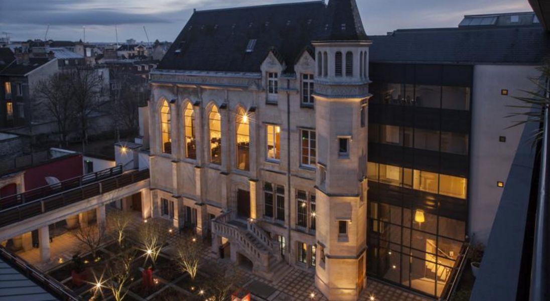 Best Western Plus Hôtel de la Paix **** Cour intérieure