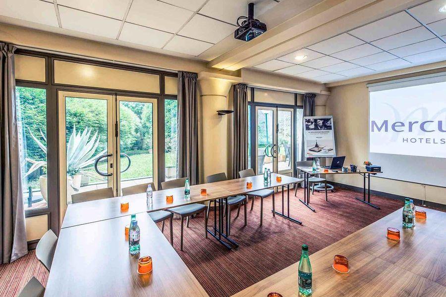 Hôtel Mercure Bordeaux Château Chartrons **** 21