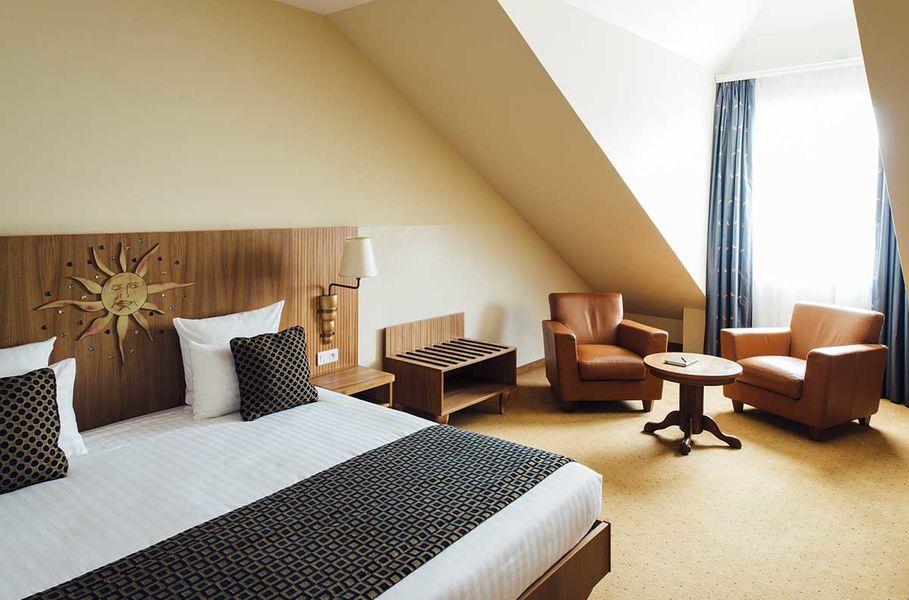 Vienna House Dream Castle Paris **** Chambre