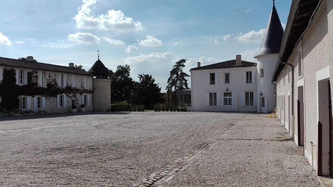 Chateau de Séguin 4