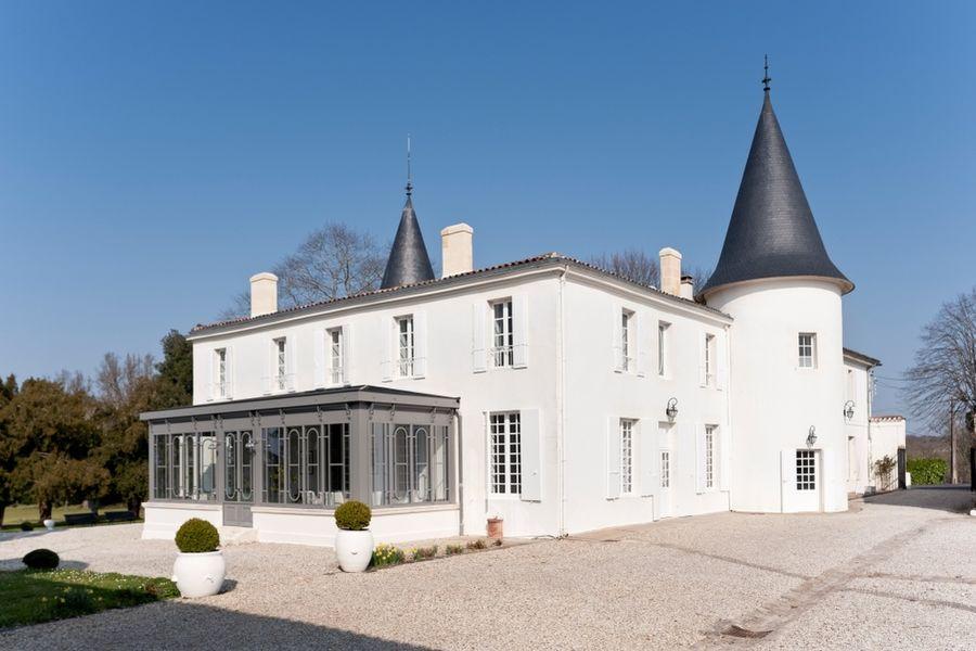 Chateau de Séguin 6