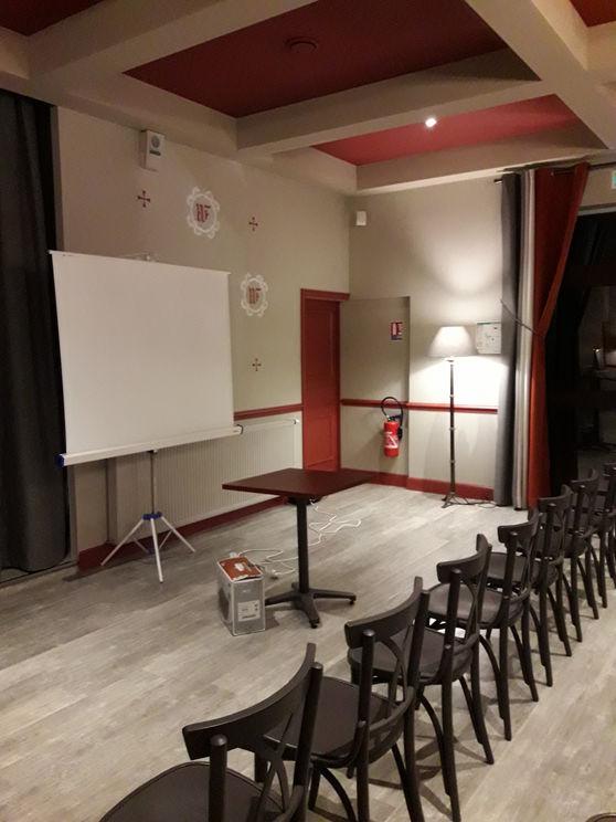 Salle séminaire  - Tour des vents