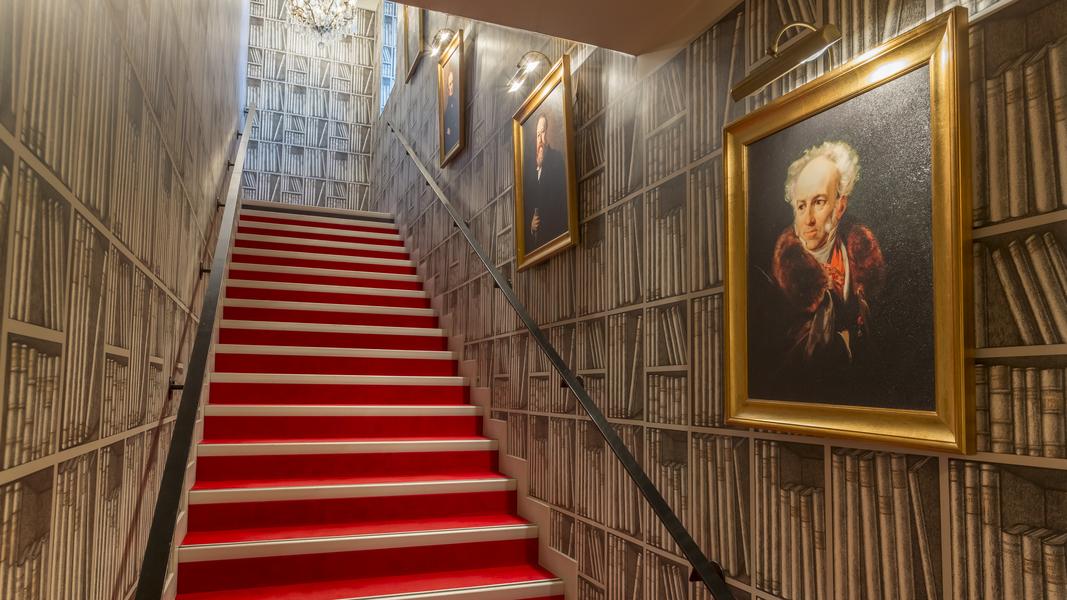 Hôtel Intercontinental Avenue Marceau ***** 5