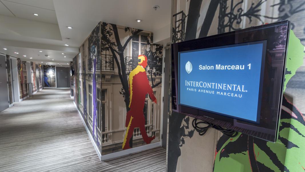 Hôtel Intercontinental Avenue Marceau ***** 4