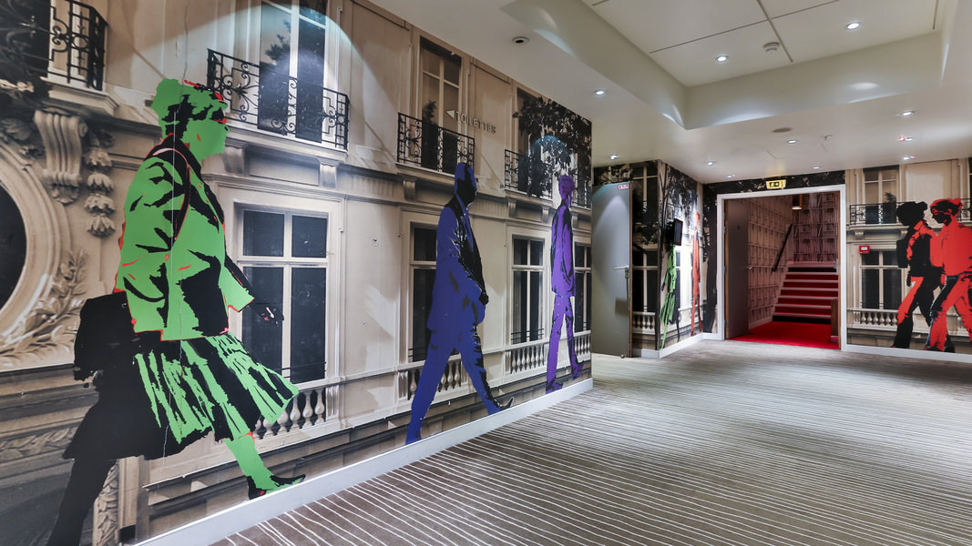 Hôtel Intercontinental Avenue Marceau ***** 6