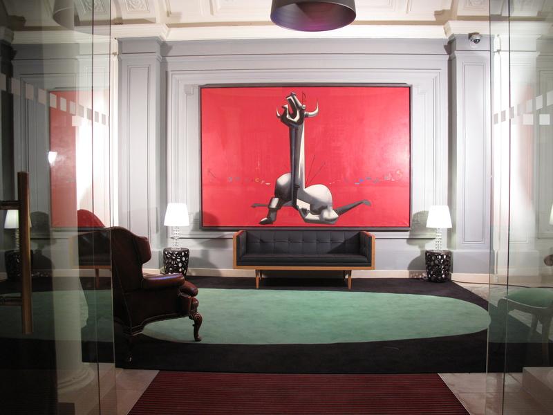 Hôtel Intercontinental Avenue Marceau ***** 9