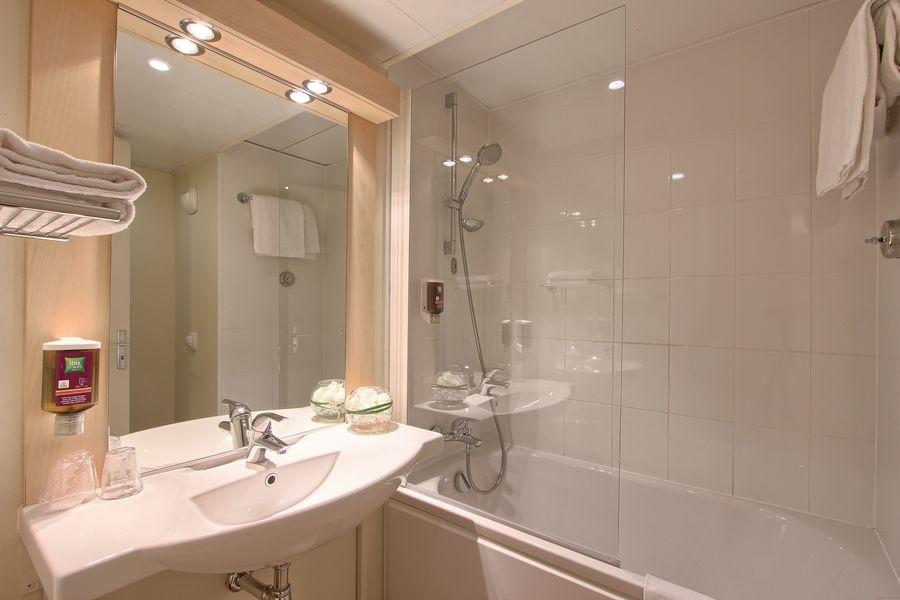 Hôtel Ibis Style Paris Roissy CDG*** Salle de bain