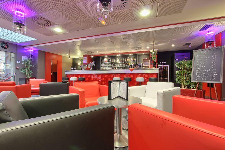 Hôtel Ibis Style Paris Roissy CDG*** Bar