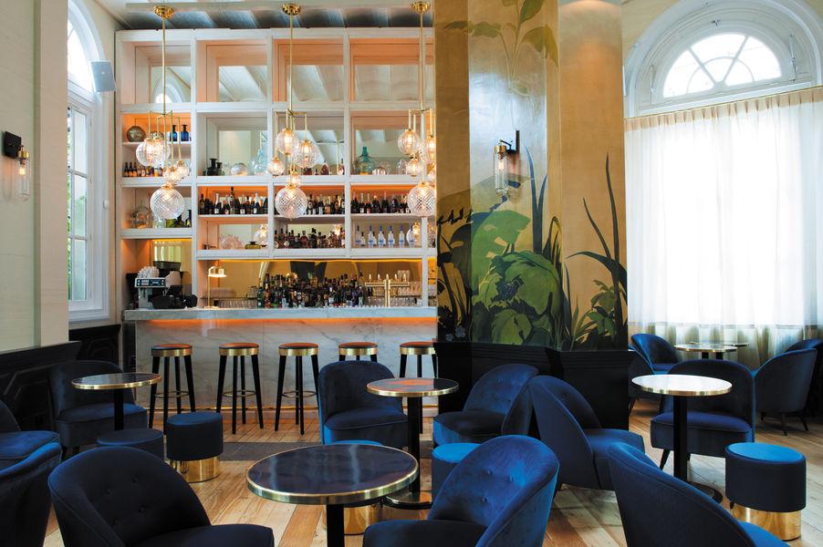Café de la Gare 1