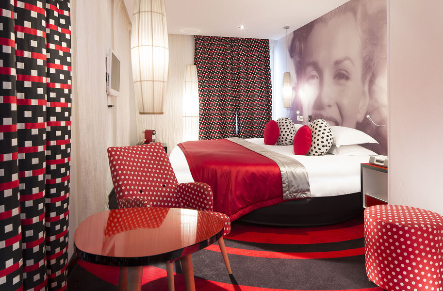 Platine Hôtel **** 7