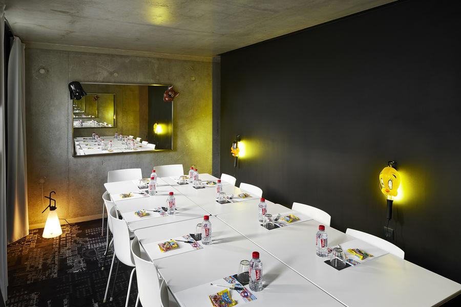 Mama Shelter Paris Suite modulable