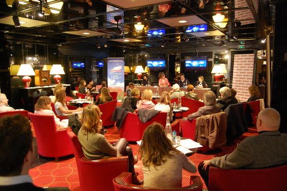 Salle séminaire  - Press Club de France