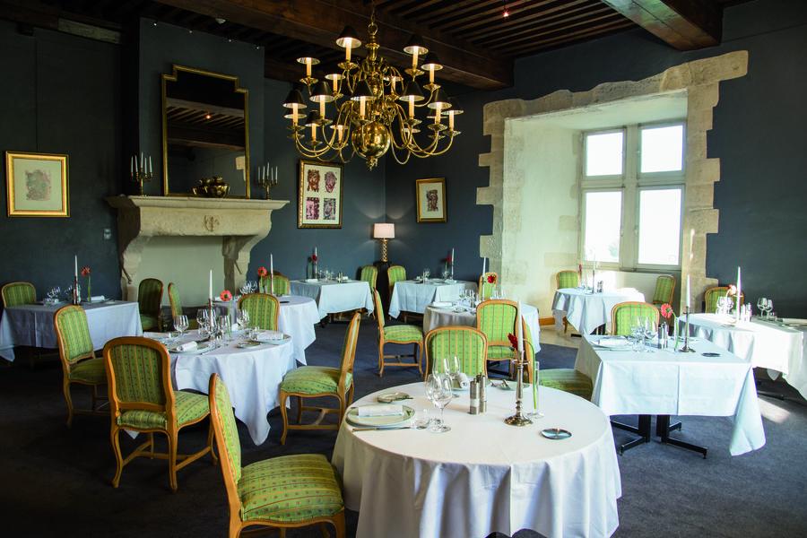 Hôtel Golf Château de Chailly **** 8