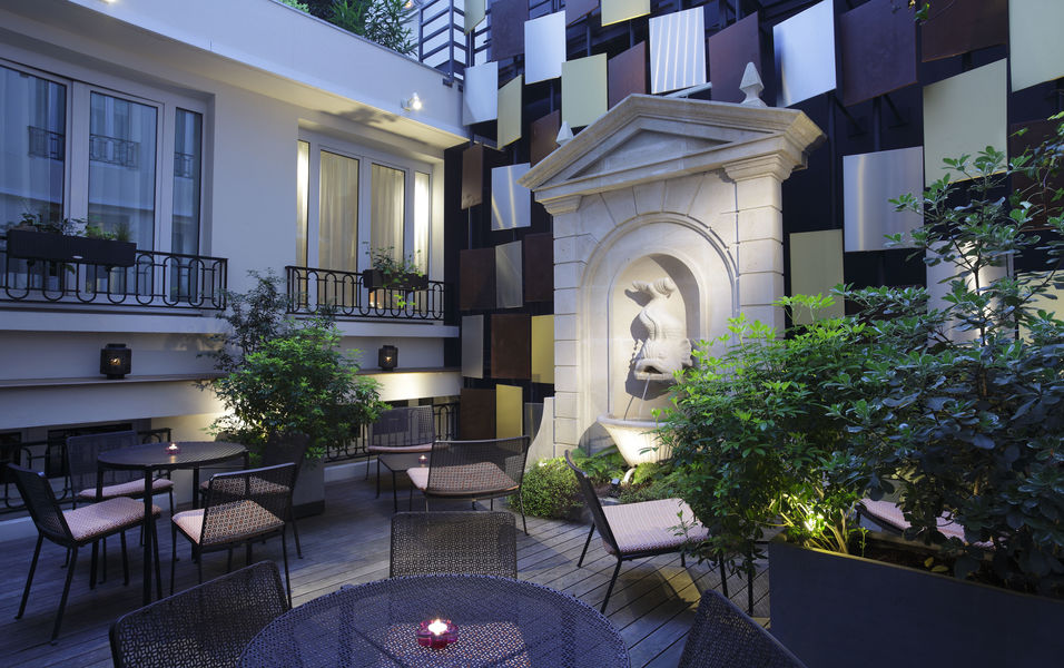 Hôtel Rochester Champs Elysées **** 1