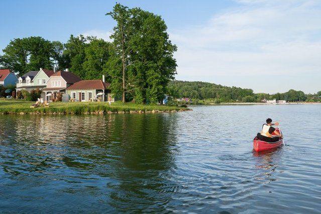 Center Parcs Domaine Le Lac D'Ailette 12